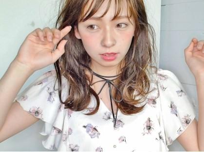女子アナ宇垣美里の髪型の特徴・作り方やセット方法